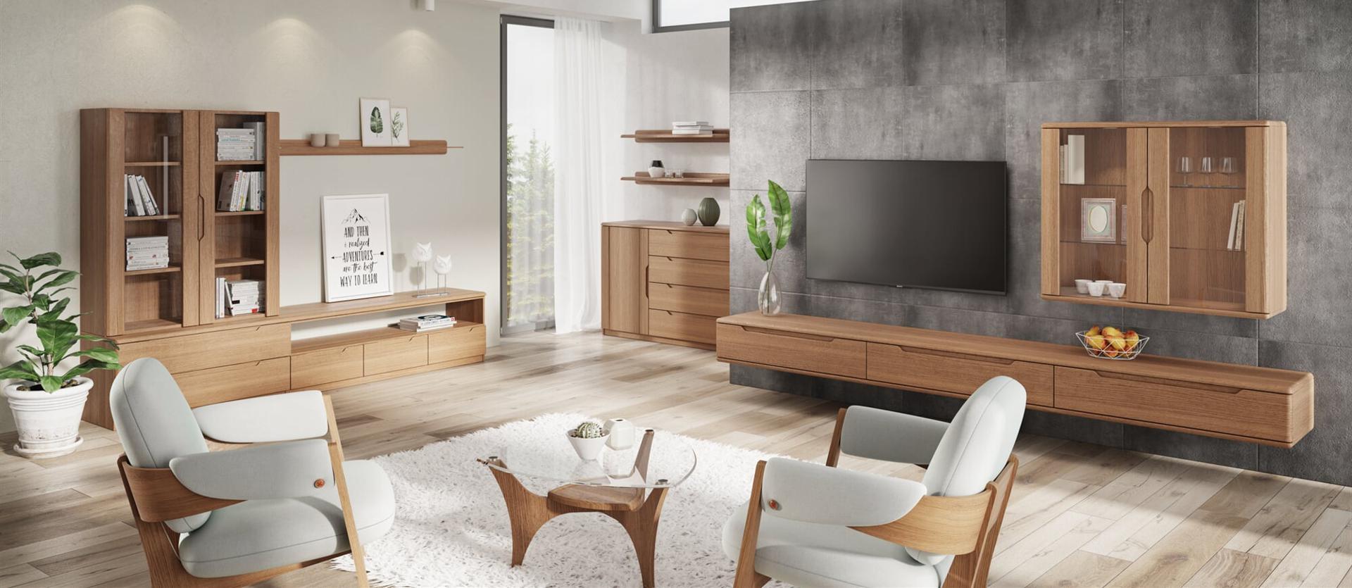 Nábytek obývák