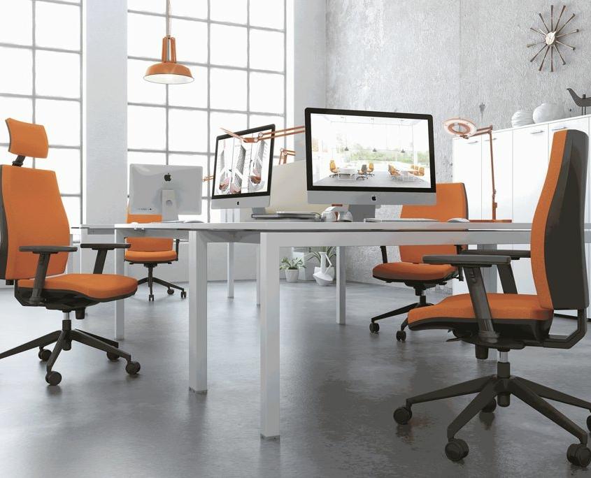 moderní kancelářské židle